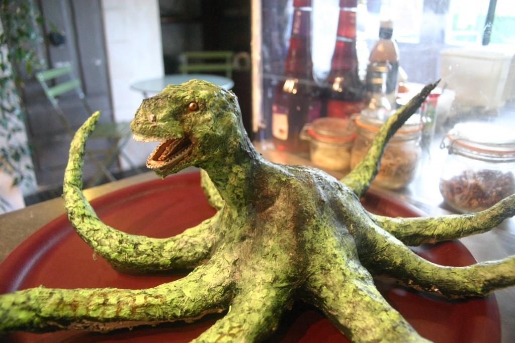 Tentacules poulposaure