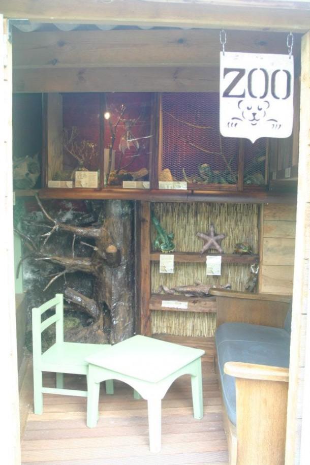 Présentation générale du zoo