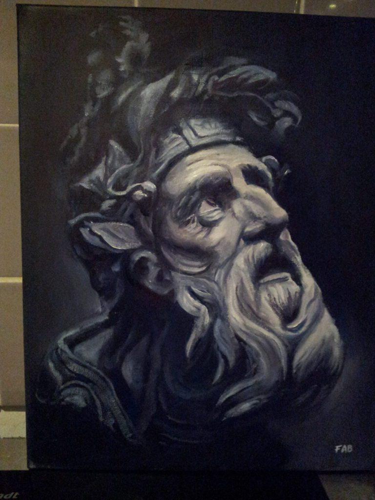 portrait-peint