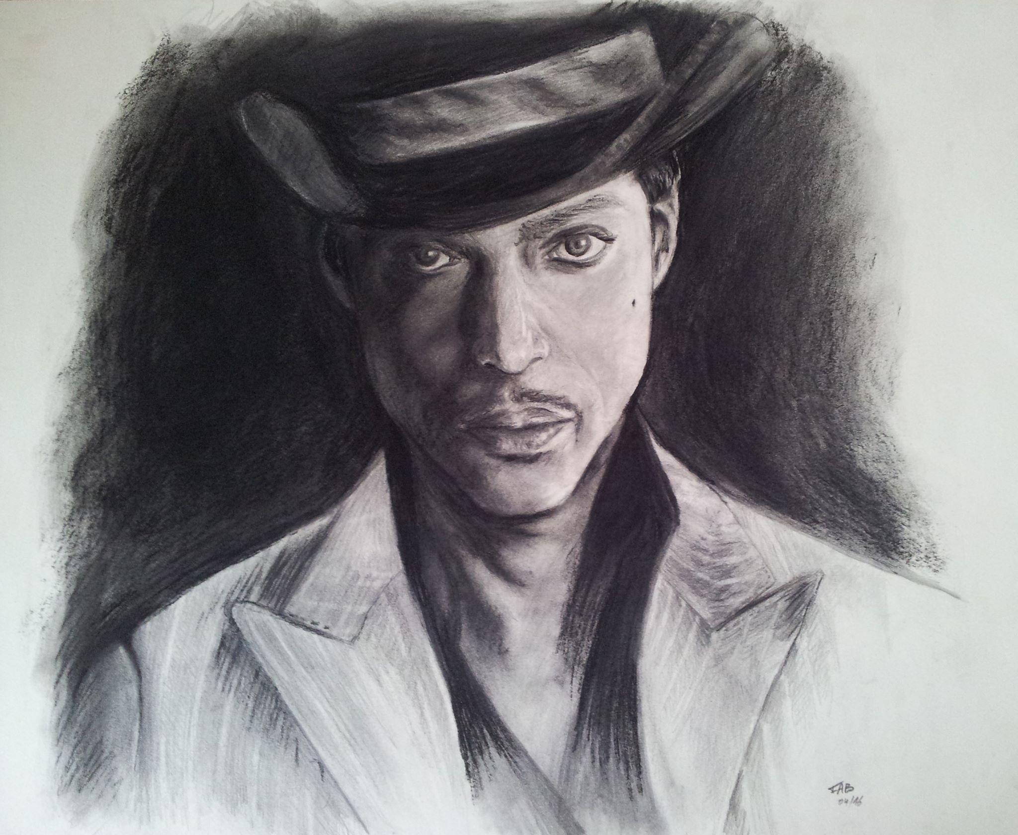Prince portrait