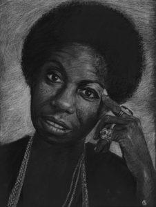 Portait Nina Simone